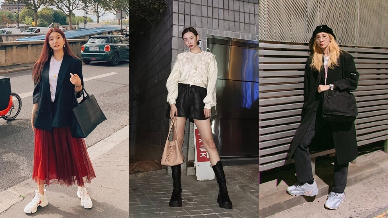 What K Pop Idols Are Wearing In Fall Winter 2019 Inkistyle