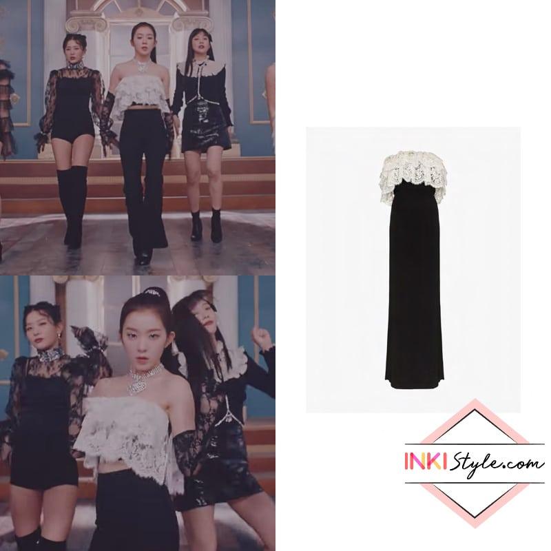 K,Pop Fashion Outfits from RED VELVET\u0027s \u0027Psycho\u0027 MV