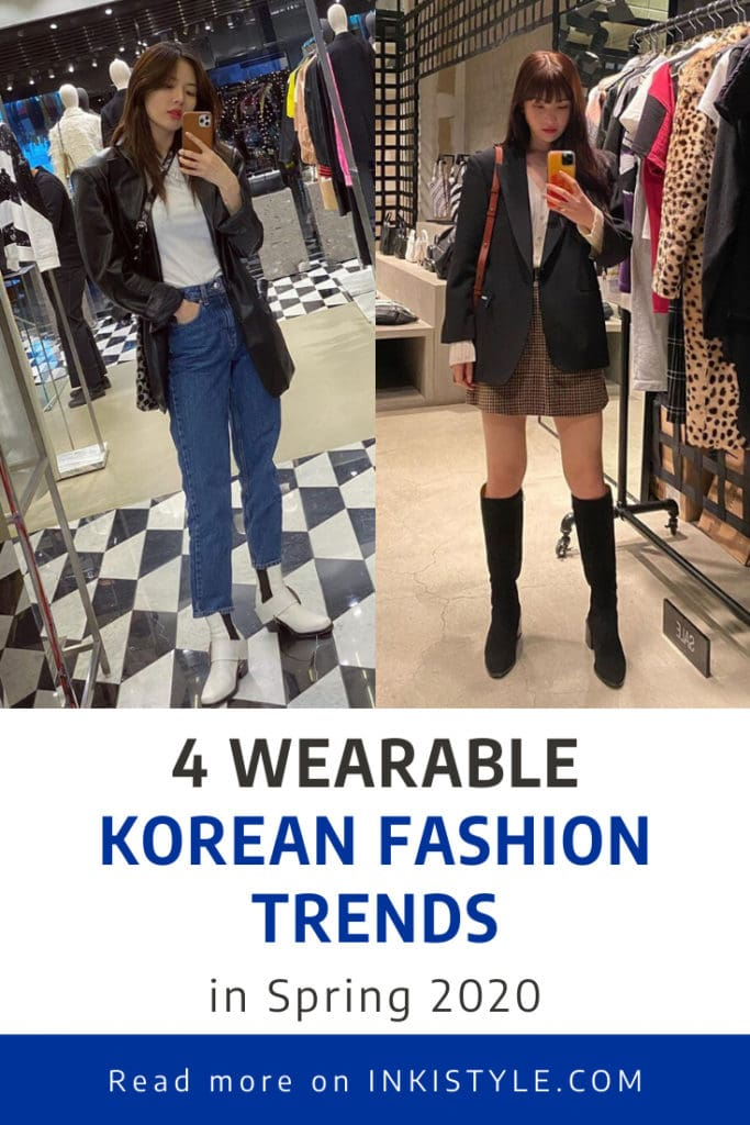 4 Wearable Korean Fashion Trends In Spring 2020 Inkistyle