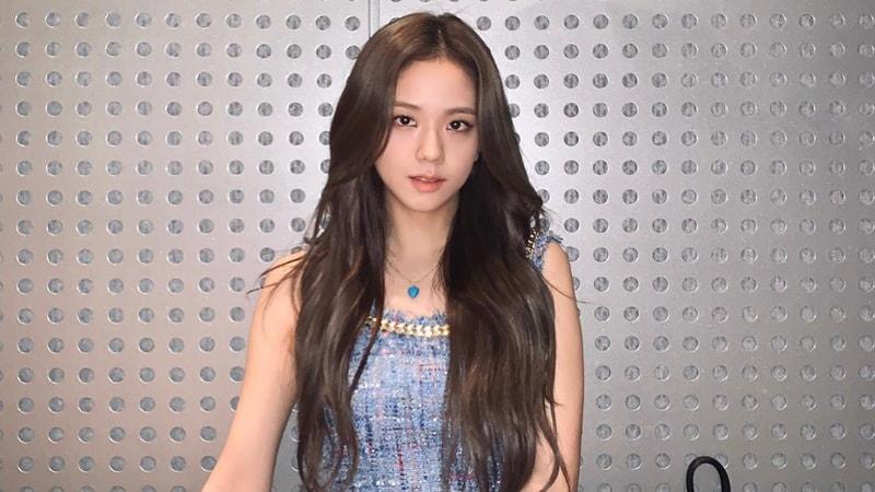 Blackpink Jisoo S New Tweed Look Is The Way To Rock This Summer Inkistyle