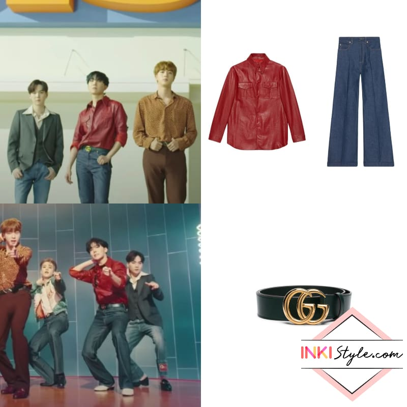 Bts S Outfits From Dynamite Mv Kpop Fashion Inkistyle