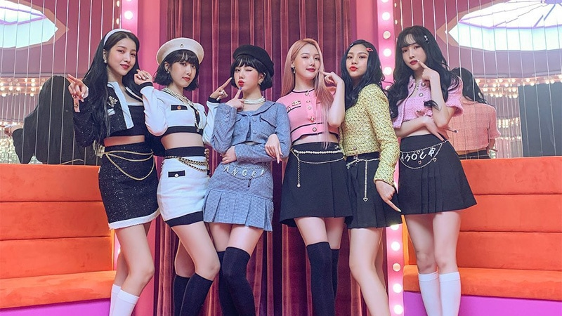 GFRIEND's Outfits From 'MAGO' MV - Kpop Fashion | InkiStyle